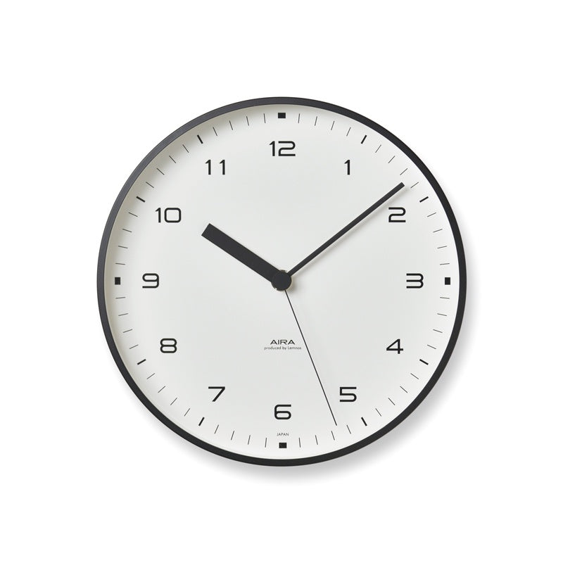 AIRA  Clock by Lemnos