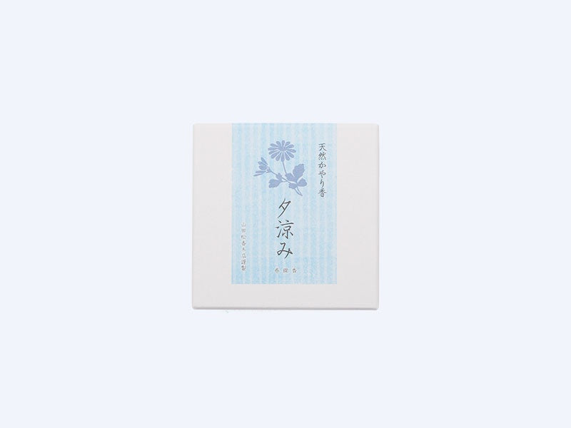 Yusuzumi Evening Insect Repellent Incense Coils