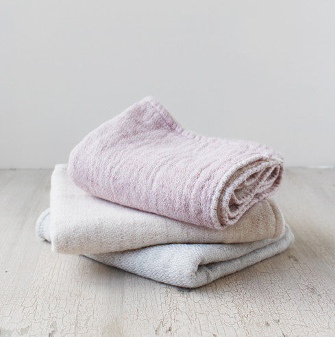 Claire Cotton Towels by Kontex