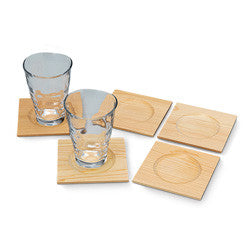Hinoki Cypress Coaster