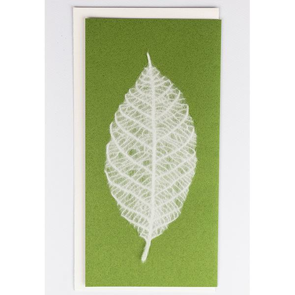 Mino Washi Greeting Cards with Nature Washi Decals