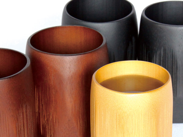 Bamboo Tall Cups