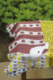 Torinoko Handkerchiefs or Furoshiki Cloth by Classiky