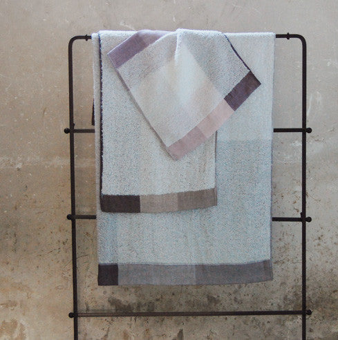 Palette Cotton Towel by Kontex