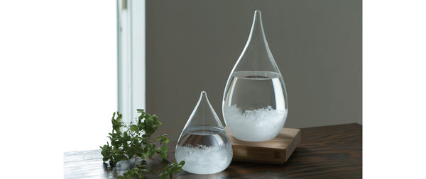 Tempo Drop The Weather Storm Glass