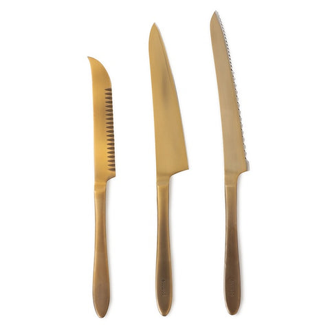 Pomme Table Knives by Shizu Hamono
