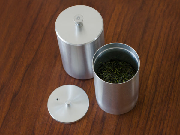 Double Lid Canister