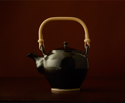 Igayaki Everyday Teapot Dobin  by Azmaya