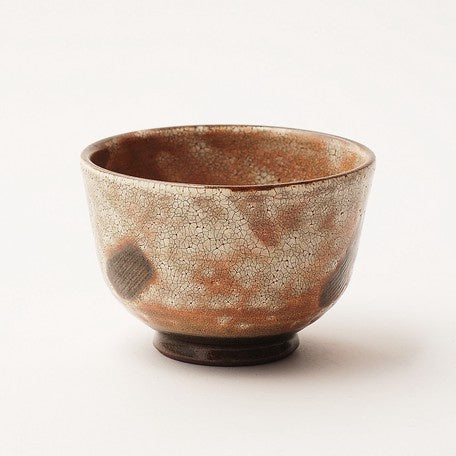 Shino Glaze Bowl by Takumi Kiln
