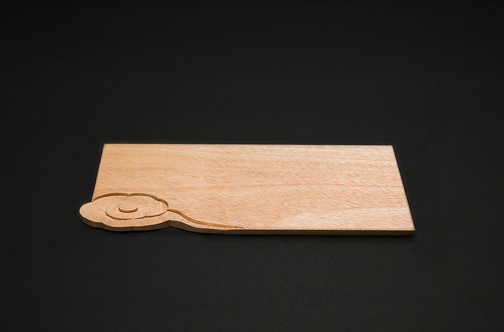 Wood Dish Platter by Simplicity
