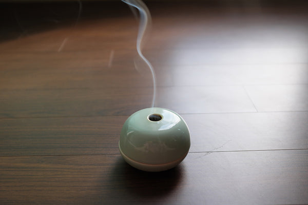Celadon Censer for Incense Coil