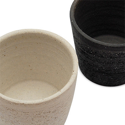 Shigaraki  Unglazed Cup  by Studio Gala