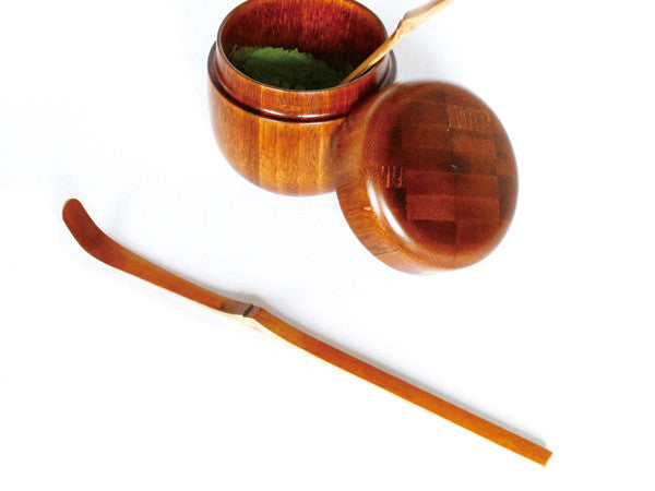 Bamboo Matcha Tea Scoop 'Chasaji'