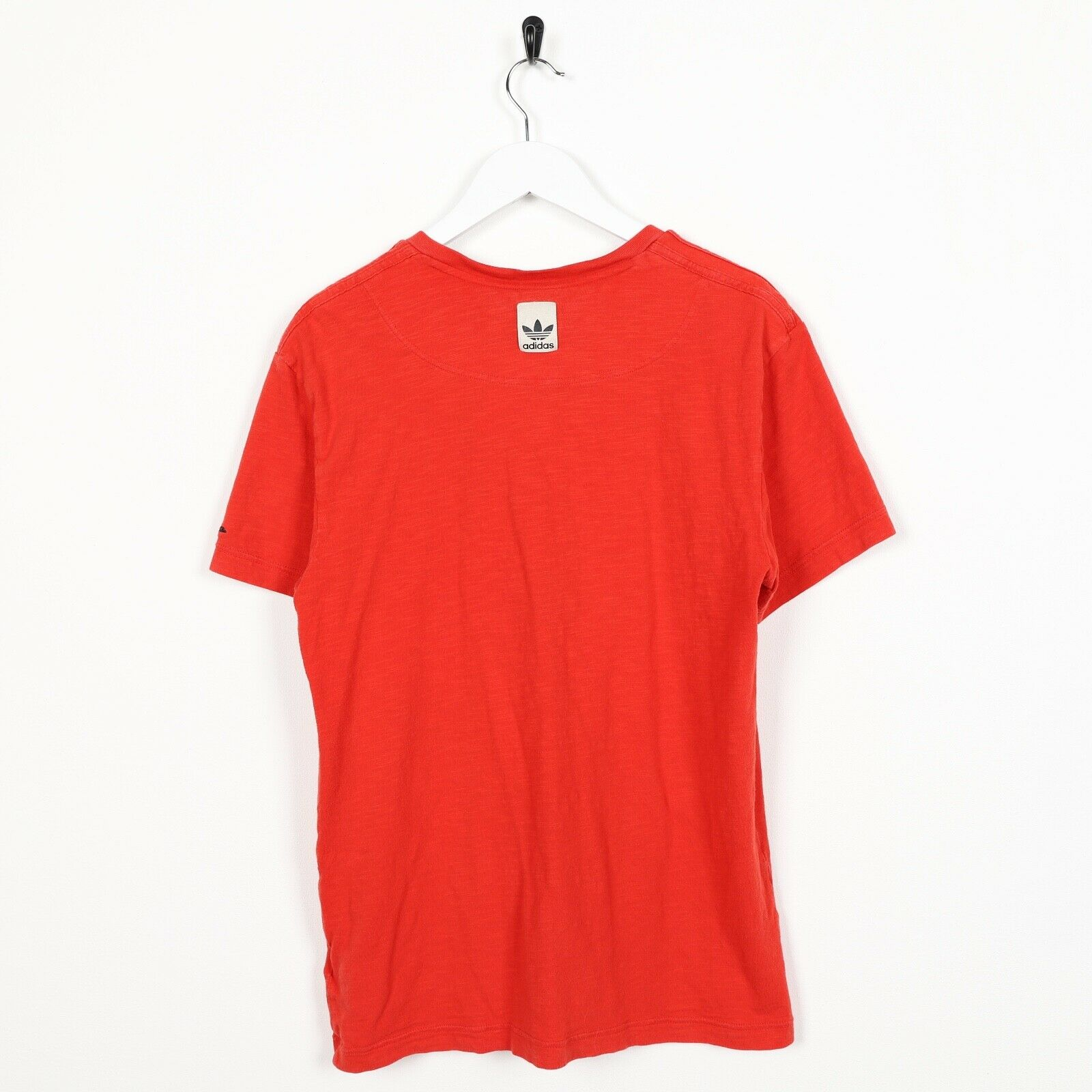 Vintage ADIDAS ORIGINALS Graphic Logo T Shirt Tee Red | Medium M