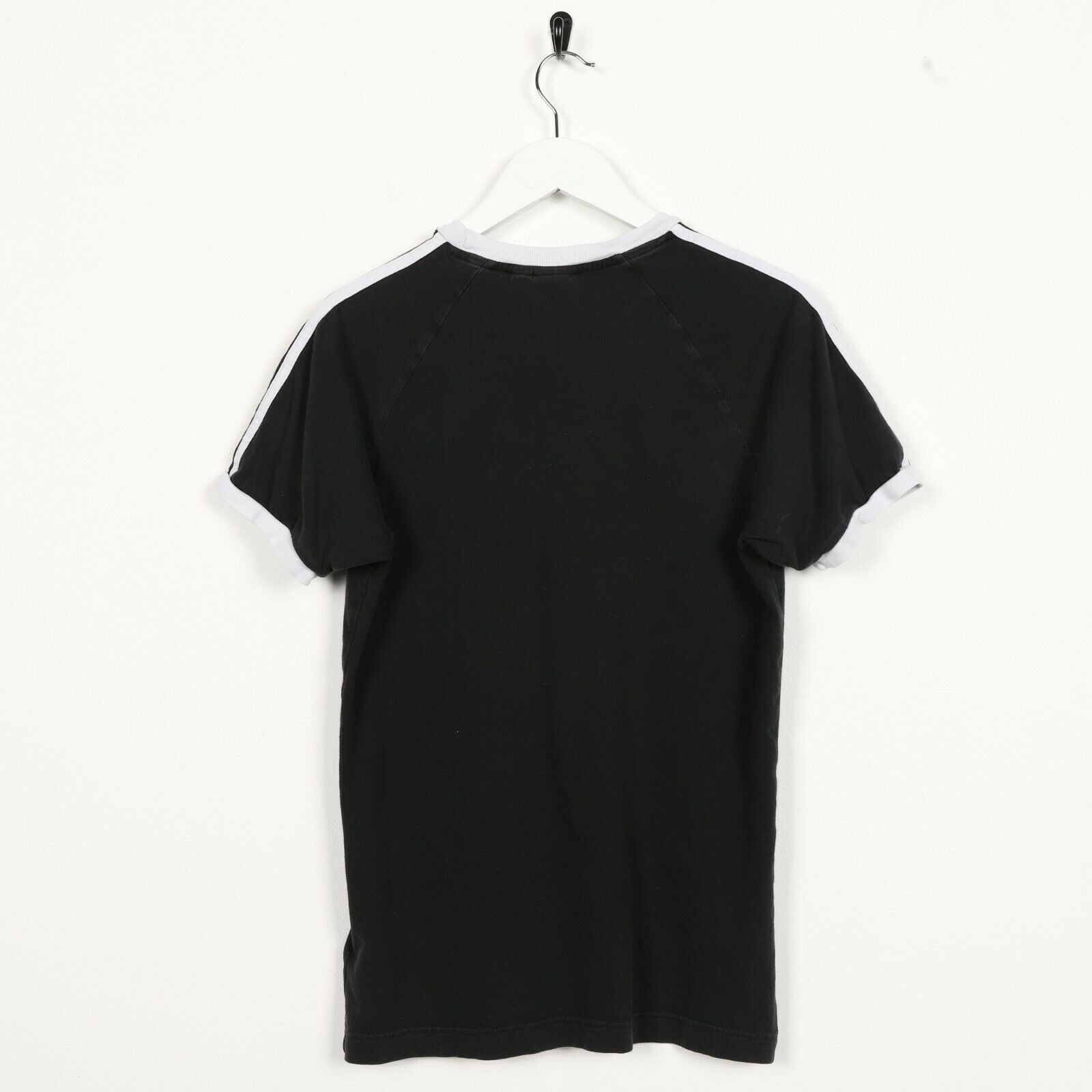 Vintage ADIDAS ORIGINALS Small Logo T Shirt Tee Black | Small S