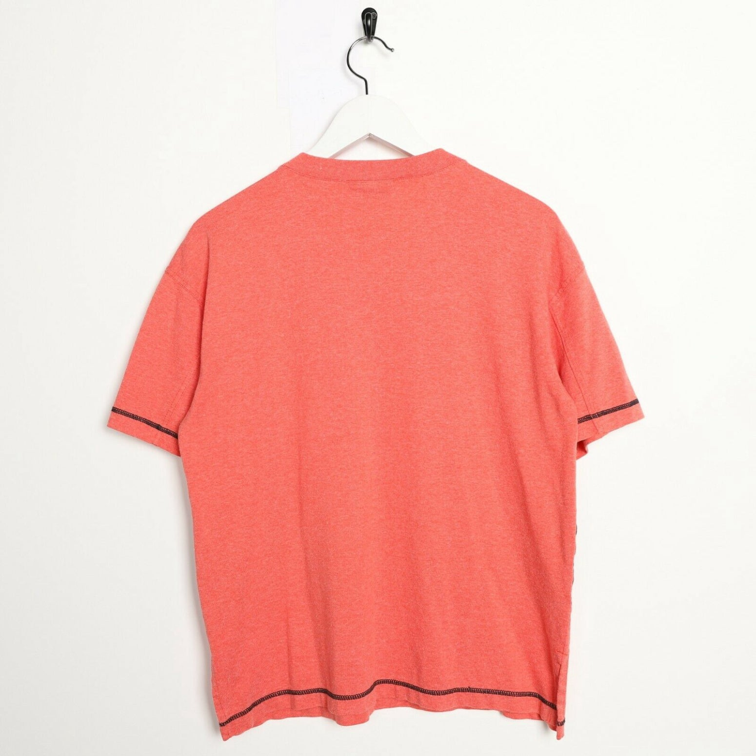 Vintage 90s DIADORA Graphic T Shirt Tee Red Small S