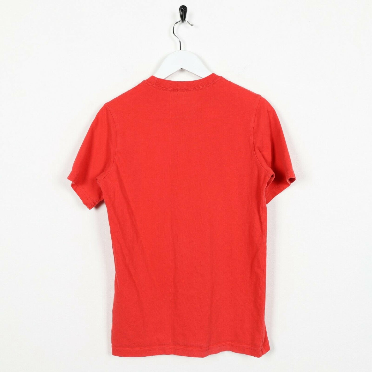 Vintage NIKE Graphic T Shirt Tee Red Small S