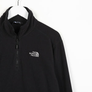 Vintage THE NORTH FACE 1/4 Zip Fleece Top Small S | Small S