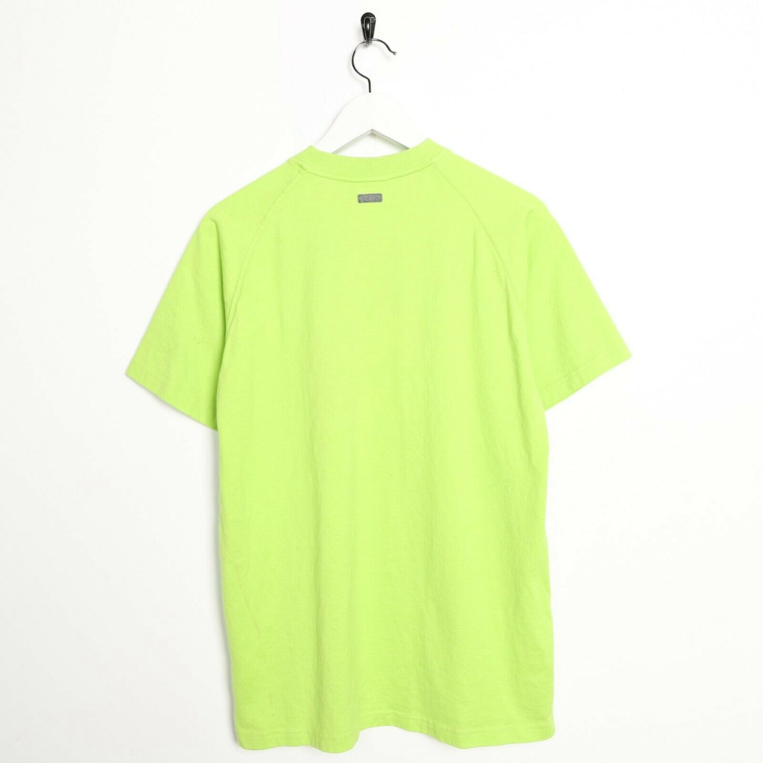 Vintage 90s ADIDAS Small Logo T Shirt Tee Green small S