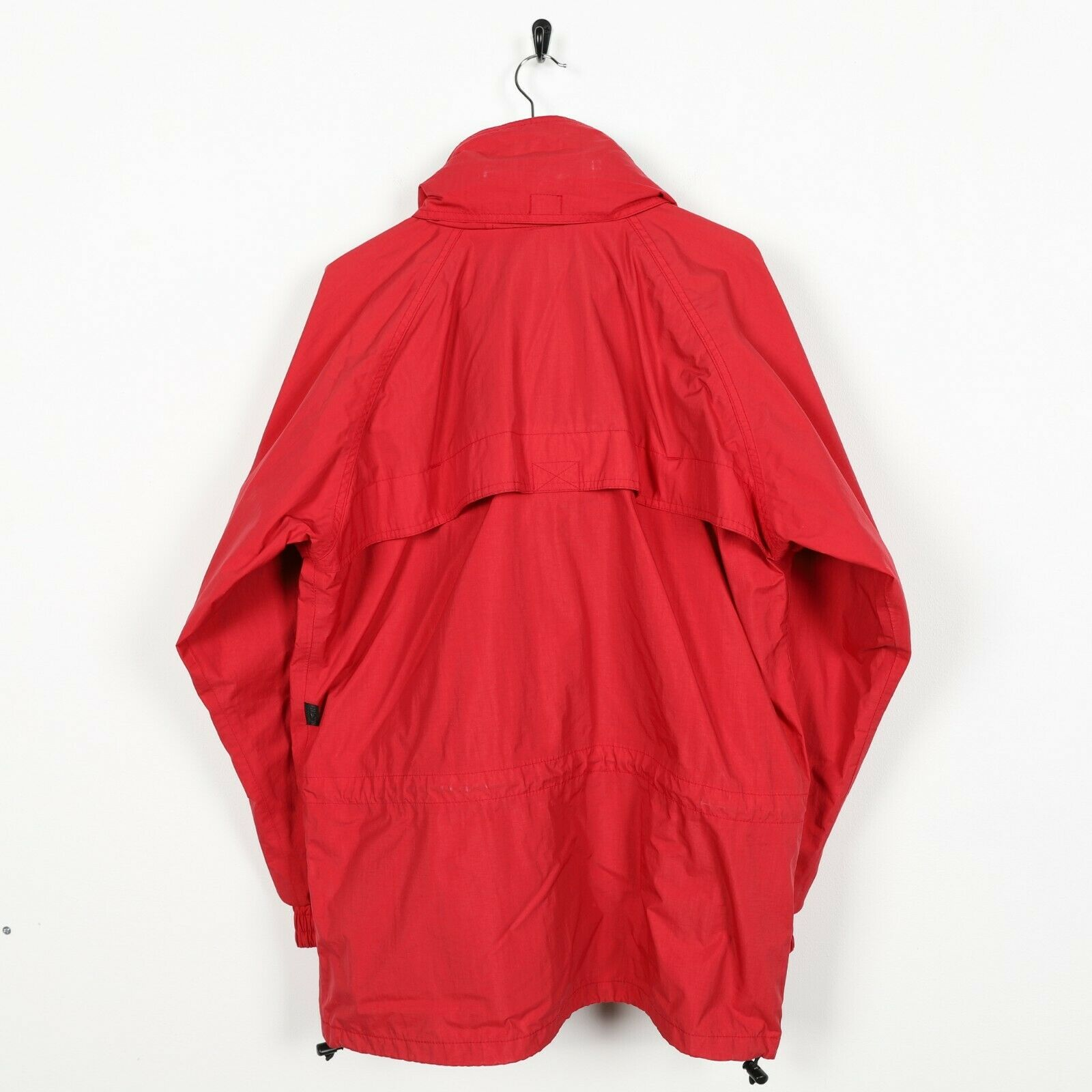 Vintage HELLY HANSEN Small Logo Jacket Coat Red small S