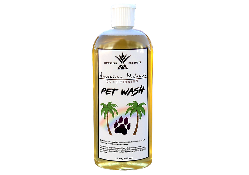 Hawaiian Makani Pet Wash