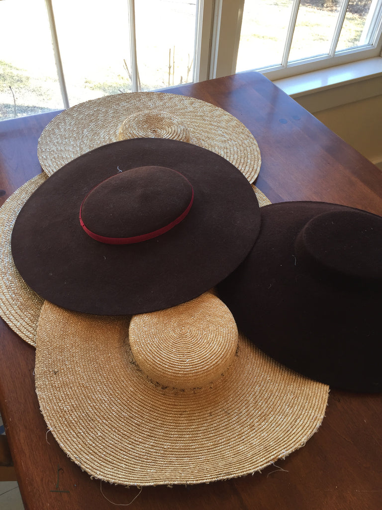 Cluster of Hats