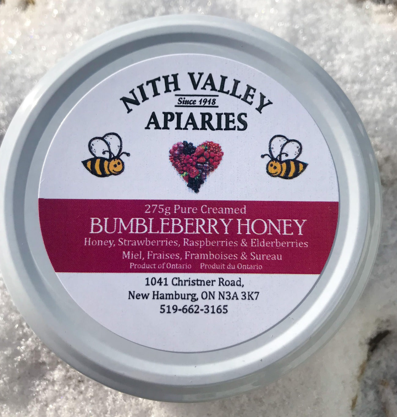 Bumbleberry Honey