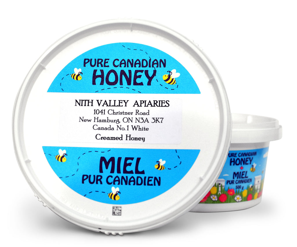 Creamed White Honey