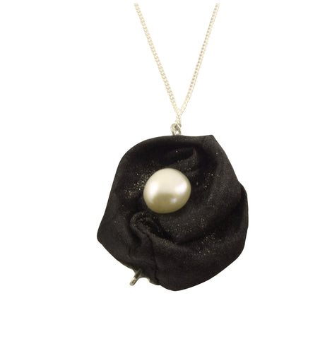 Storm ball pendant - janine combes contemporary jeweller