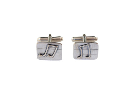Musical cuff links