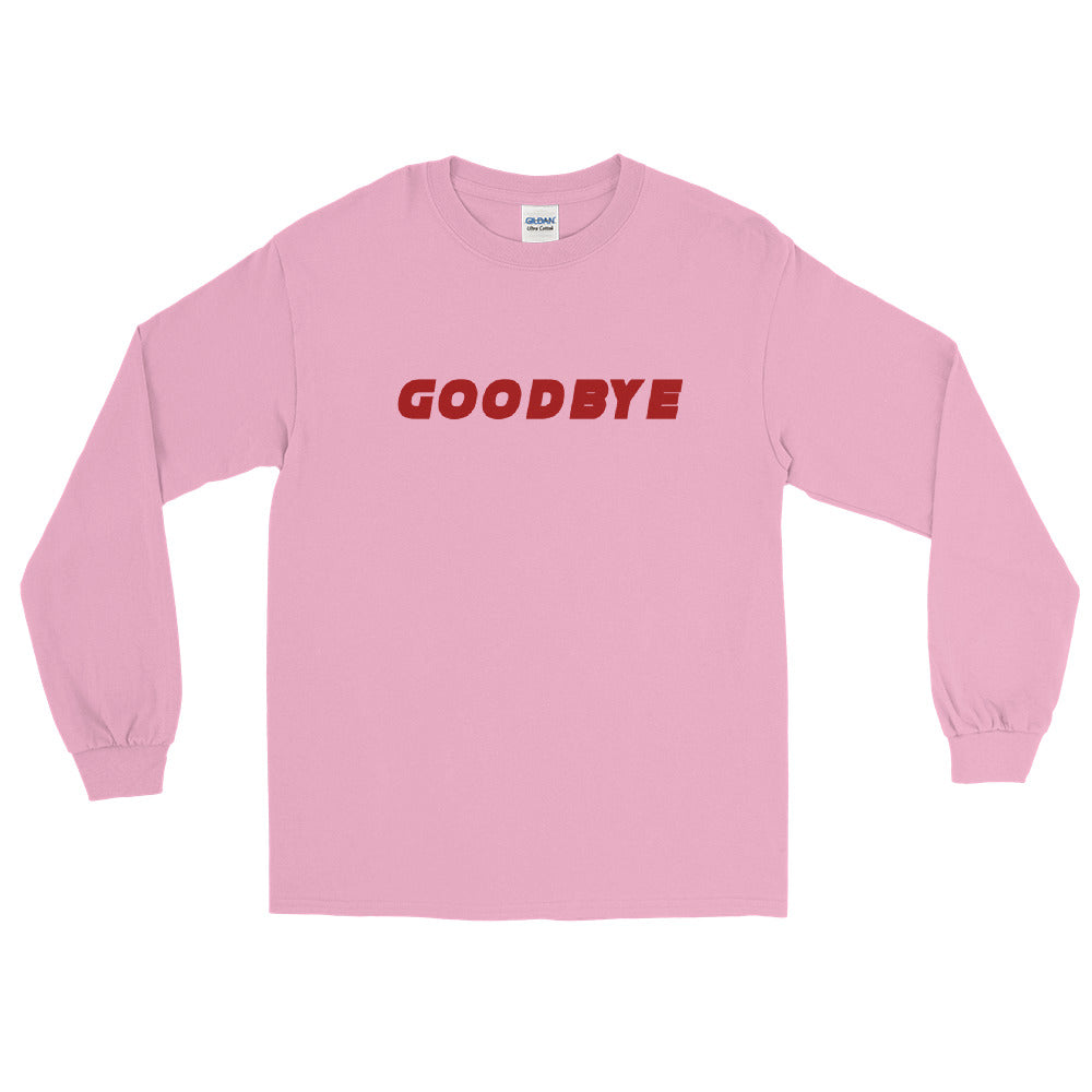 Goodbye Pink Long Sleeve T-Shirt