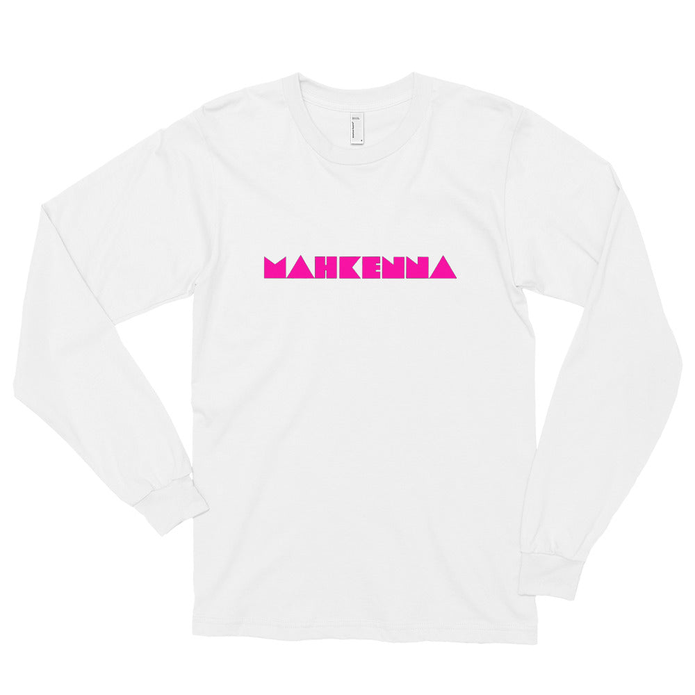 Mahkenna Long sleeve t-shirt