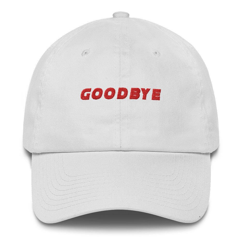 Goodbye Cotton Cap