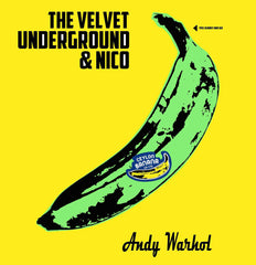 Ceylon Banana Co. Ltd meets The Velvet Underground & Nico, 1960s retro.