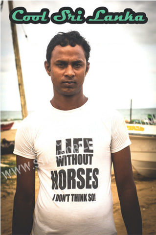 Life Without Horses, China Bay, Trincomalee, Sri Lanka, 2015.