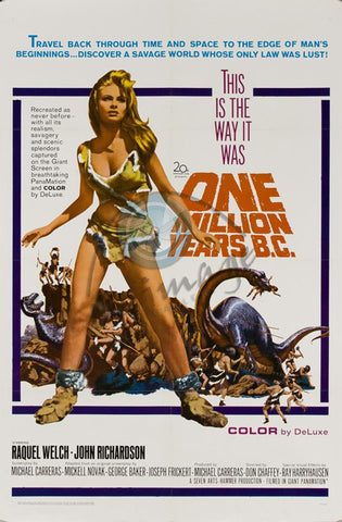 One Million Years BC. 1966