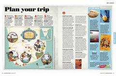 "Lonely Planet's Sri Lanka ""Plan Your Trip Guide"" highlights STICK NO BILLS™."
