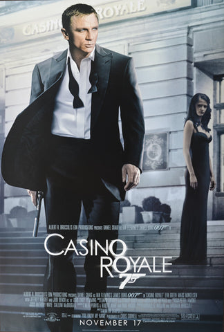 Casino Royale, 2006.