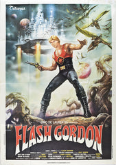 Flash Gordon, 1980.