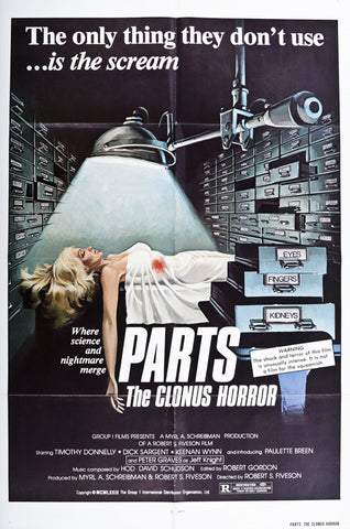 Parts: The Clonus Horror, 1979.