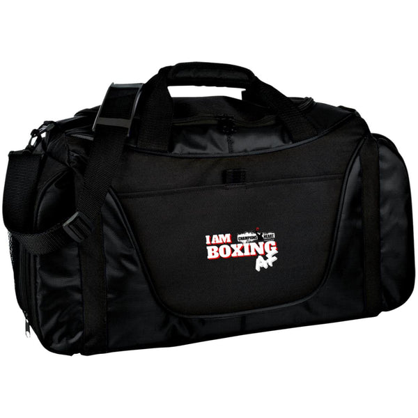ChampionsHeart Gear Bag I am Boxing AF
