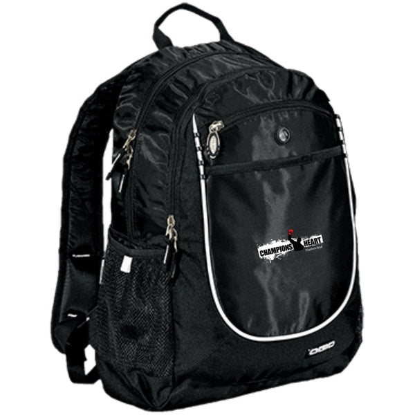 ChampionsHeart Rugged Bookbag