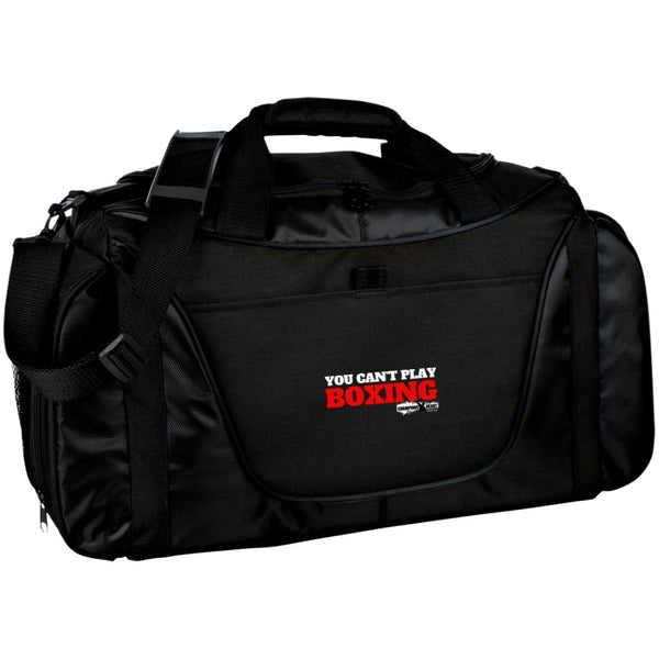 ChampionsHeart Gear Bag You Can't Play Boxing