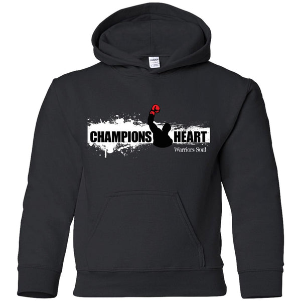 ChampionsHeart Youth Pullover Hoodie