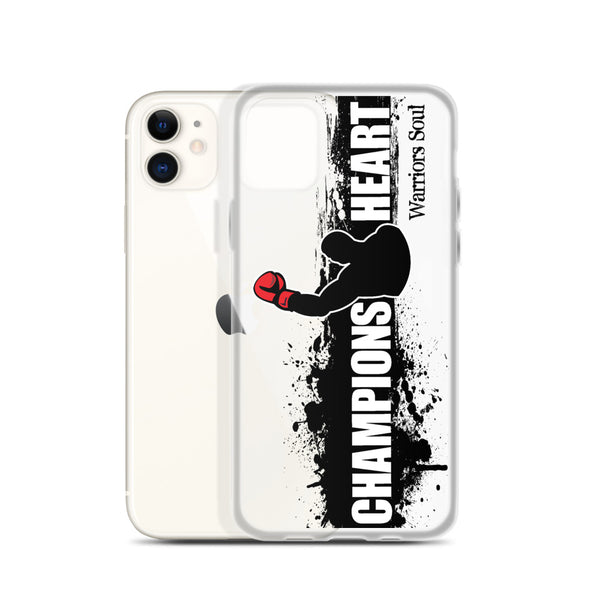 ChampionsHeart iPhone Case