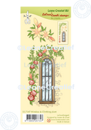 Lecreadesign Combi Clear Stamp Window With Climbing Plant