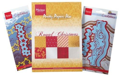 Assorted Product Bundle Royal Christmas & Creatables