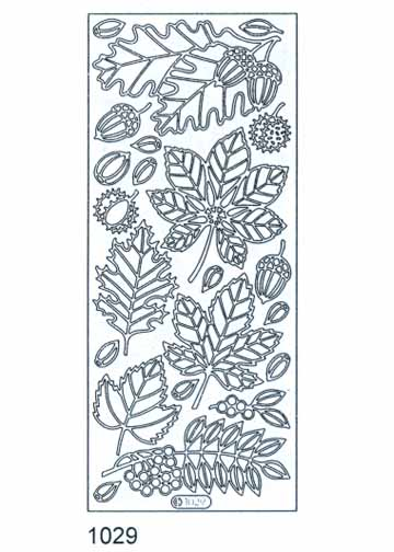 Deco Stickers - Leaves