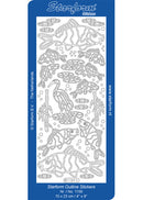 Deco Stickers - Oriental Fish