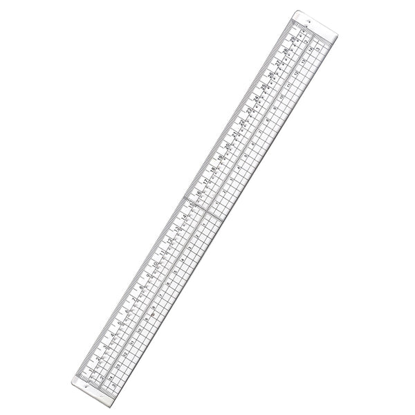 Nellie's Choice - Cutting Ruler with Metal Strip